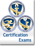 NCSF Certification Exams