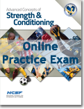NCSF Online Certified Strength Coach Practice Exam